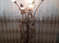 آباژور 5 شاخه مسی در شیپور-عکس کوچک