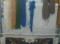 فرش نیمه بافته در شیپور-عکس کوچک