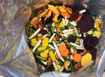 فروش چیپس سبزیجات در شیپور-عکس کوچک
