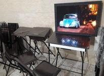 میز نماز باکسدار تاشو با صندلی در شیپور-عکس کوچک