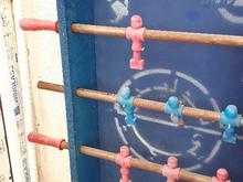فوتبال دستی چوبی  در شیپور