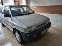 خودرو پراید نقره ای 1387 بنزینی  در شیپور-عکس کوچک