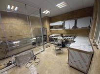 تجهیز فست فود کابینت استیل خط گریل در شیپور-عکس کوچک