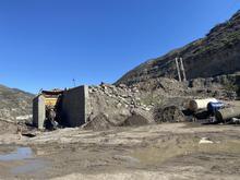 معدن شن و ماسه واقع در سوادکوه ، زیراب در شیپور