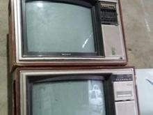 فروش تلویزیون آنتیک قدیمی. در شیپور
