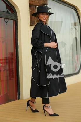 مانتو مزونی دوتیکه خرجکار زیپ در گروه خرید و فروش لوازم شخصی در تهران در شیپور-عکس1