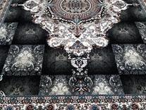 فرش دربار کاشان نیلوفر و تاج محل طرح 700 شانه در شیپور