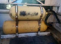 کپسول گاز سی آن جی دوقلو 6 کیلویی در شیپور-عکس کوچک