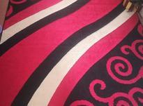 گلیم فرش قرمزمشکی در شیپور-عکس کوچک